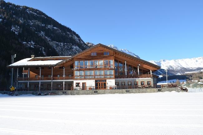 Hotel Foyer Aosta : Hotel du foyer valle d aosta