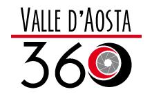 Valle Aosta a 360 gradi - Logo Ufficiale