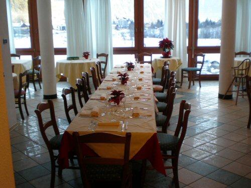 Du Foyer Hotel Brusson : Hotel du foyer valle d aosta